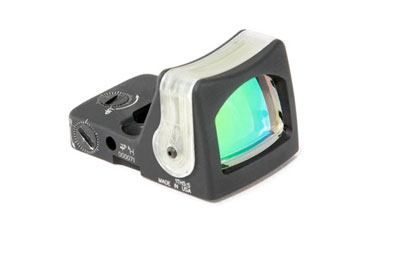 Trijicon RMR Dual Illuminated Green Triangle Sight RM08G