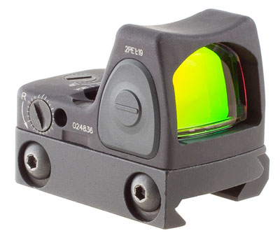 Trijicon RMR Sight Adjustable LED 1.0 MOA Red Dot w/RM33 Mt RM09-C-700308 RM09-C-700308