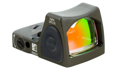 Trijicon RMR Sight (LED) - 3.25 MOA Red Dot w/Adj Brightness-CK ODG RM06-C-700215 RM06-C-700215