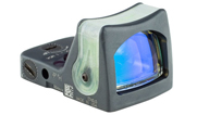 Trijicon RMR® Dual Illuminated Sight -13.0 MOA Amber Dot-CK-Sniper Gray RM03-C-700142 RM03-C-700142