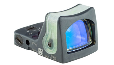 Trijicon RMR® Dual Illuminated Sight - 12.9 MOA Amber Triangle-CK-Sniper Gray RM08-C-700256 RM08-C-700256