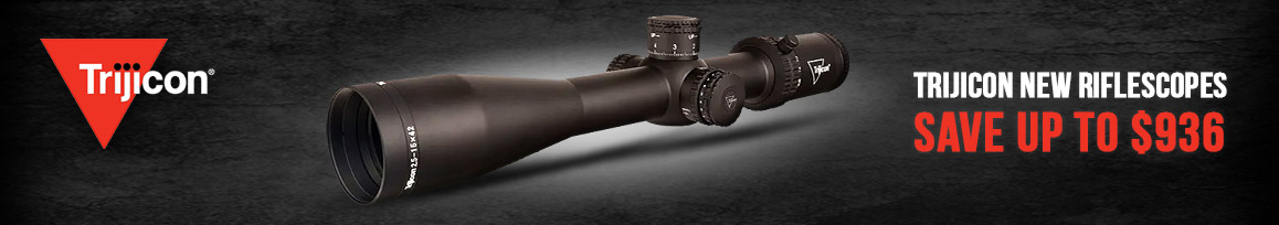 Trijicon New Riflescopes for 2020