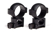 Vortex Hunter 30 mm High Rings (Set of 2)  Picatinny/Weaver Mount (1.22 Inch / 31.0 mm)  30MRNG-H|30MRNG-H