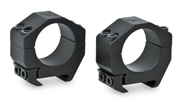 Vortex Precision Matched Rings (Set of 2)  1-Inch (.76 Inch / 19.3 mm) Weaver  PMR-01-76-W Available Spring 2016|PMR-01-76-W
