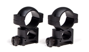 Vortex Hunter 1-Inch High Rings (Set of 2)  Picatinny/Weaver Mount (1.22 inches | 31.0 mm)  RING-H|RING-H