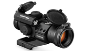 Vortex StrikeFire II Red Dot 4 MOA Red/Green Dot Lower 1-3 Co-Witness Cantilever Mount SF-RG-501 SF-RG-501