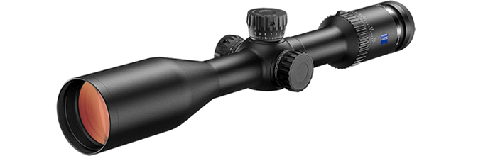 Zeiss CONQUEST V6 5-30x50 #6 Reticle w/BDC 522251-9906-070