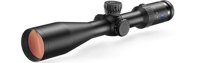 Zeiss CONQUEST V4 6-24x50 ZMOA-1 Reticle (#93) Ext. Elevation Turret Ballistic Stop .25 MOA Parallax Adj. 522951-9993-080