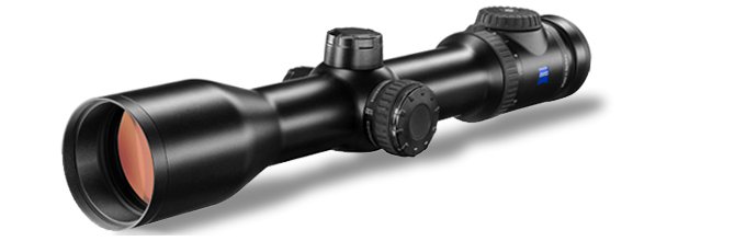 Zeiss Victory V8 1.8-14x50 Riflescope #60 ASV/BDC w/ 36mm Low Rings 522119-9960-040