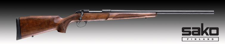 Beretta Firearms: Sako 75 Deluxe Rifle