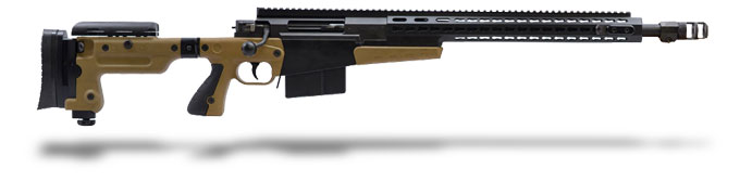 Accuracy International AX338 Dark Earth Rifle