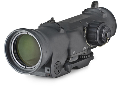 Elcan SpecterDR Scope DFOV156-C1 1.5-6x 5.56 NATO