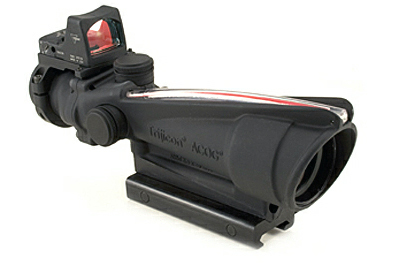 Trijicon ACOG 3.5x35 .223 Red Crosshair TA11J-RMR
