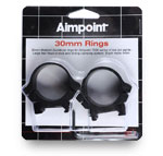 Aimpoint 30mm ring set for AP9000 series sights 12229 12229