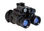 Night Vision Depot BNVD Dual Tube Submersible NV Binocular Kit - ITT Gen III 64LP Min Resolution