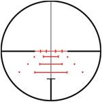 Leupold VX-6HD 3-18x50mm (30mm) CDS-ZL2 Varmint Hunter Reticle