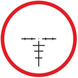 Ballistic-Cricle-Dot reticle