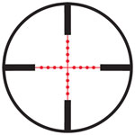 Leupold Illuminated Mil Dot Reticle