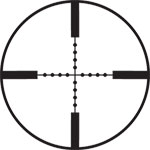 Leupold Mil Dot Reticle