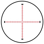 MOA Illum Reticle, Levelplex