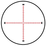 MOA-Illum Reticle
