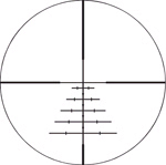 Swarovski BRH Reticle