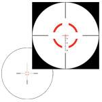Trijicon VCOG Segmented Circle/Crosshair Reticle