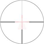 vortex razor hd genII EBR-2C-Reticle
